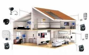 monitoração ou monitoramento residencial - kit, dicas