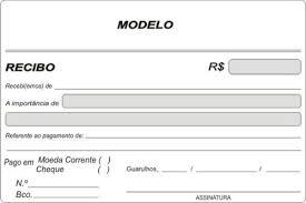modelo de recibo de pagamento como fazer passo a passo dicas