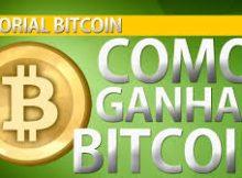como ganhar bitcoin