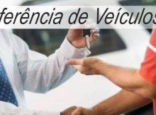 transferência de veículos